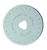 OLFA 45 mm Stainless Steel Spare Blades