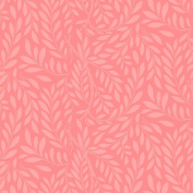 Liberty Quilt Fabric, English Garden, Leaf Trail Pink, Fat Quarter 04775607X