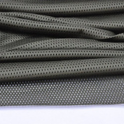 Olive Drab Green Camouflage Net Cover Army Military 150cm W Mesh Fabric Cloth