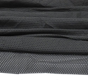 Black SWAT Camouflage Net Cover Army Military 150cm W Mesh Fabric Cloth