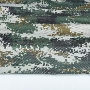 Woodland Digital Camo Camouflage Net Cover Army Military 150cm W Mesh Fabric Cloth