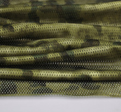 A-TACS FG Camouflage Camo Net Cover Army Military 150cm W Mesh Fabric Cloth