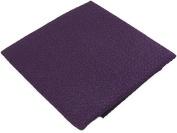 Kyoto Chirimen Plain Fabric Cut Cloth Rayon 100% 23 cm x 33 cm col.16 Purple System