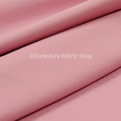 Faux Leather Vinyl Honeycomb Textured Pink Colour Matt Finish Upholstery Fabric