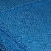 Flo Blue Standard Dress Net Fabric