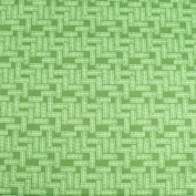 Green Tyre Tread Shapes Leading Brand 100% Cotton Fat Quarter FQ Quilting, Bunting, Craft Fabric FQ130E