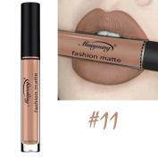 SMILEQ Liquid Lipstick Moisturiser Velvet Waterproof Lipstick Cosmetic Beauty Makeup Long-lasting