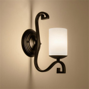MEHE@ fashion Individuality creative American Iron Single Head Wall Lamp,bedside Lamp / Mirror Front Lights / Aisle Lights