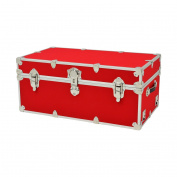 Phat Tommy Armoured Storage Trunk, Red