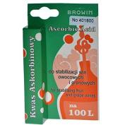 Ascorbic Acid 10g - Wine Antioxidant - vit.C - Anti-Oxidant - Winemaking - for wine and cider before bottling - E300