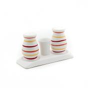 Gmundner Keramik Salt and Pepper Set, Sunset