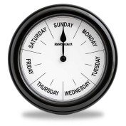 NRS Days Of The Week Clock Ideal for Dementia and Alzheimer's