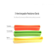 3 x Silicone Resistance Exercise Band for Wonder Arms,