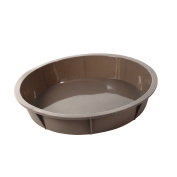 Crealys Candy 513011 Cake Mould 25 cm Silicone Grey