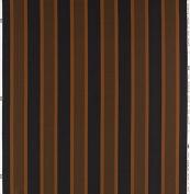 Equipo DRT Elos Striped Fabric 58x35x5 cm Tobacco