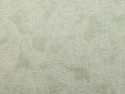 Sparkle Woven Paisley Brocade Dress Fabric Mint Green - per metre