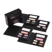 Maúve 4 layers 24 Colour blusher and concealer Palette