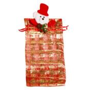 Christmas Wine Bottle Cover Bags , Mumustar Santa Claus Snowman Reindeer Champagne Red Wine Bottle Holders Xmas Banquet Feast Table Flatware Bottles Decoration Ornaments