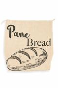 Villa d 'Este Home Tivoli 2417372 Bread Bag, Cotton, Beige