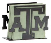 Henson Metal Works Texas A & M University Collegiate Logo Napkin Holder