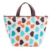 Lunch Bag Cool Bag Lunch Bag Picnic Bag Lunch Bag Foldable Travel Organiser Colour Random