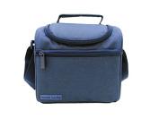 Legends Bag Insulated Food Food Lunch Offer Blue 6 litres