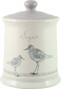 English Tableware Co. Sandpiper Stoneware Sugar Storage Canister