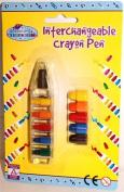 Crayon Set with Interchangable Colours - Stocking Filler