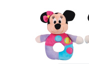 Disney Baby Minnie Mouse Ring Rattle