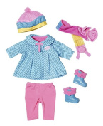 BABY born 823828 Deluxe Cold Days Outdoor Set