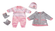 Baby Annabell 700099 Deluxe Set Cold Days