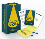 It's All About You – the adult family party game that everyone can play