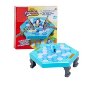 Penguin Trap Save Penguin Knock Ice Block Wall Toys Parent-Child Interactive Entertainment Puzzle Table Games Educational Toys