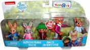 Nick Jr. Peter Rabbit - Multi-Figure Adventure Set