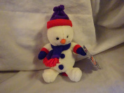 Chilly the snowman.