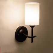 MEHE@ fashion Individuality creative American Pastoral Iron Single Head Wall Lamp,bedside Lamp / Mirror Front Lights / Aisle Lights