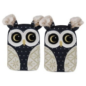 Aroma Home Click and Heat Handwarmers, Owl