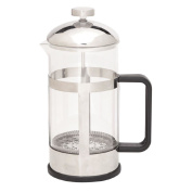 Living & Co Coffee Plunger Stainless Steel 1L