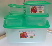 Giostyle Food Containers Set 13 Pieces Offer
