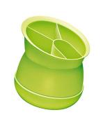 Mongardi Green Plastic Cutlery Drainer