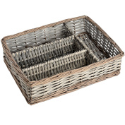 Hill Interiors Cutlery Storage (One size)