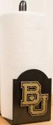 Henson Metal Works Baylor University Collegiate Logo Classic Paper Towel Holder