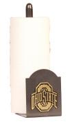 Henson Metal Works Ohio State University Collegiate Logo Classic Paper Towel Holder