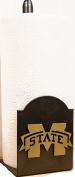 Henson Metal Works Mississippi State University Collegiate Logo Classic Paper Towel Holder