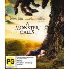 A Monster Calls Blu-ray  [Region B] [Blu-ray]