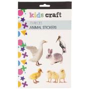 Kids' Art & Craft Sticker Book Assorted