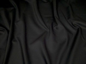 """MA Linens Woven Black BLACKOUT THERMAL CURTAIN LINING FABRIC 