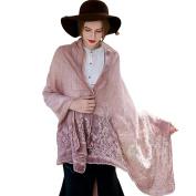 iShine Women Winter Thick Infinity Long Lightweight Soft Sunscreen Shawl Wrap Chunky Warm Blanket Scarf