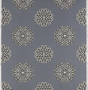 Equipo DRT Kos Fabric Design to Circles 58x35x5 cm grey