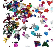 ZHJZ Creative Sequins and Spangles-Handmade sequins for DIY Accessories